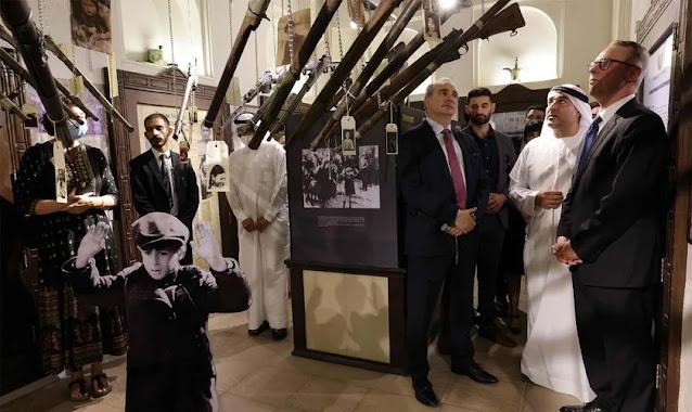 Dubai tem a primeira exposição sobre o Holocausto no mundo árabe