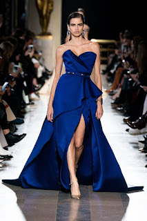 Moda Internacional.Elie Saab Primavera Verano 2020