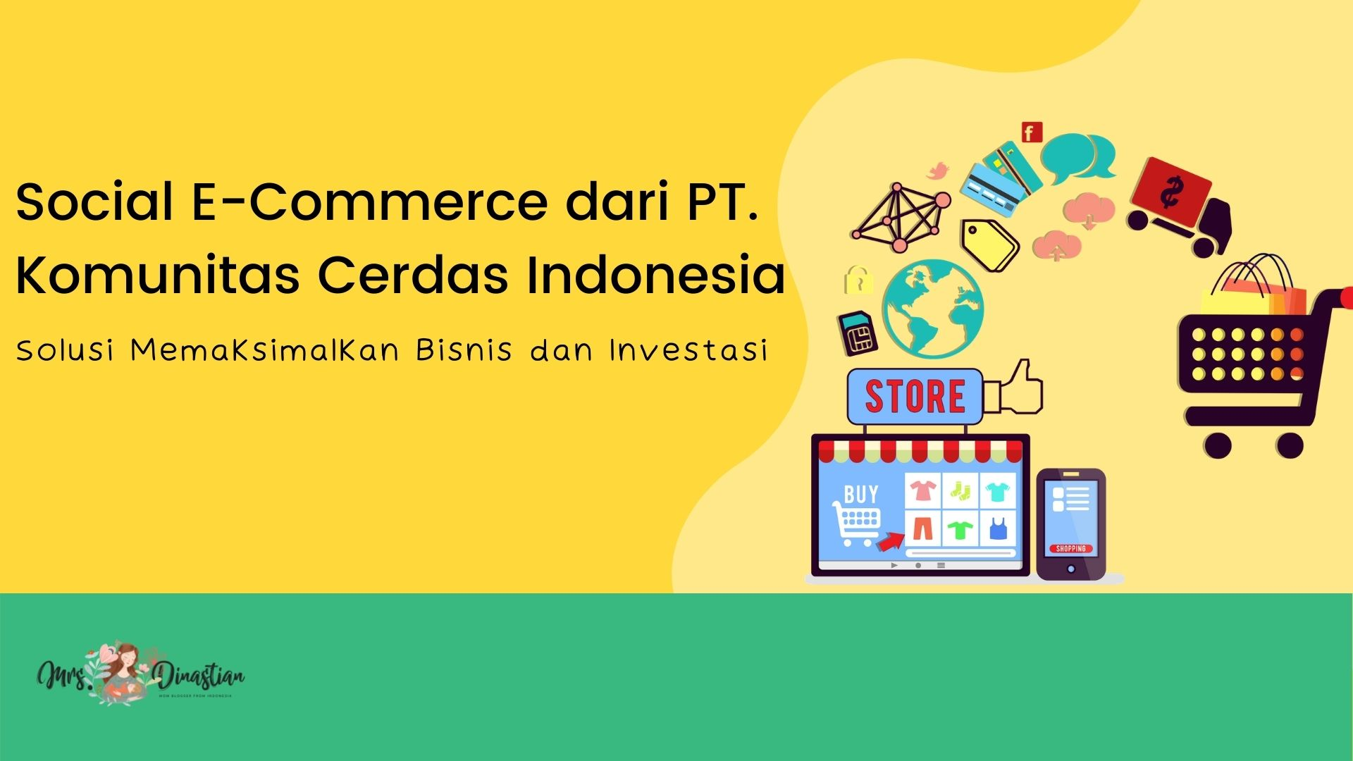Social e-commerce PT. KCI