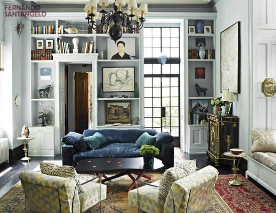 Rooms: Simple Details: Modern Meets Antique