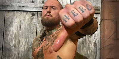 Structure Used In Aleister Black Entrance Was Originally Created For The Undertaker