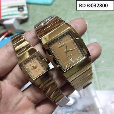 Đồng hồ cặp đôi Rado RD Đ032800