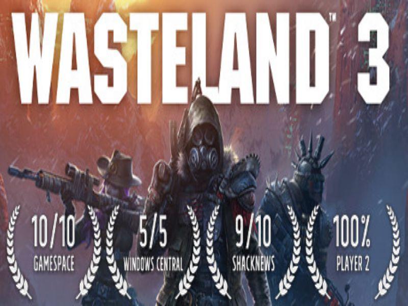 Download Wasteland 3 Game PC Free