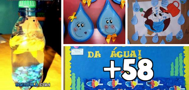 62 ideias para o Dia da Água