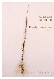 Itinéraire d'une pensée de Cai Guo-Qiang