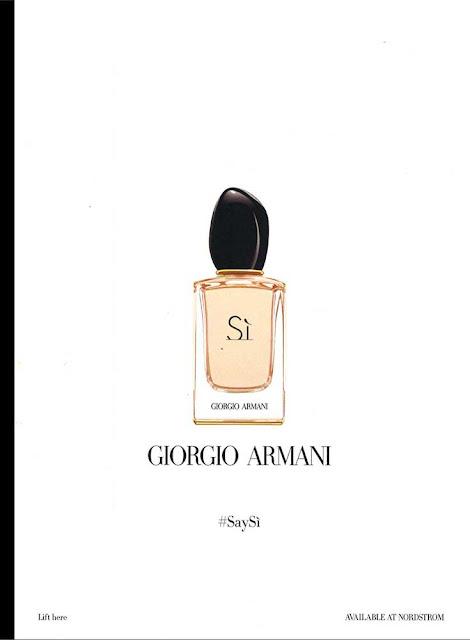 Si (2016) Giorgio Armani