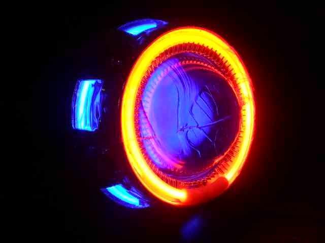 projector untuk motor bebek