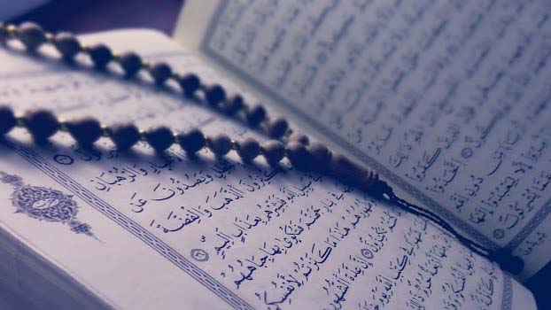 Pray five times regularly and recite the Holy Quran with translation