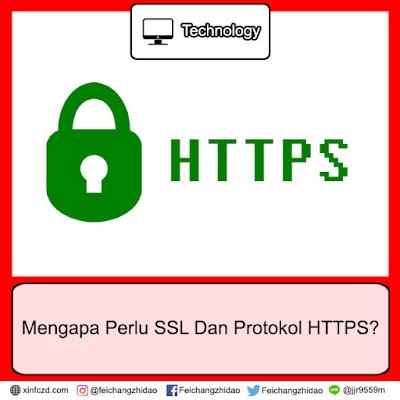 Mengapa Perlu SSL Dan Protokol HTTPS?