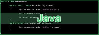 دورة مجانية لإحتراف البرمجة بلغة جافا