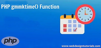 PHP gmmktime() Function