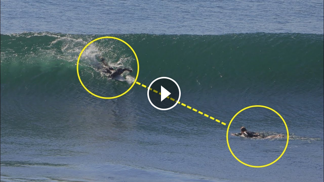 Choose Any Line Except This One - Uluwatu 22 October 2020