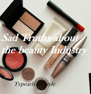 Ugly Beauty: 7 sad truths about the African/ Nigerian  beauty Industry