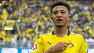 Manchester United and Dortmund to resume talk over Sancho transfer.