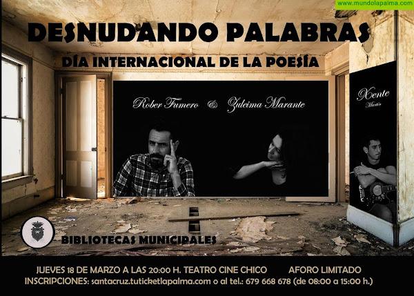 Santa Cruz de La Palma organiza este jueves un recital con poetas palmeros
