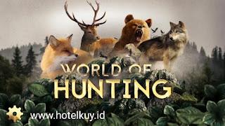 download game berburu world of hunting android