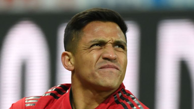 """Sanchez Not Ready Yet"" - Solskjaer Explains Why Man United's Alexis Missed Tottenham Game"