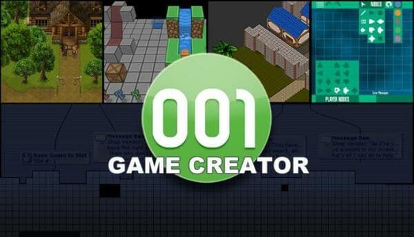 aplikasi pembuat game pemula