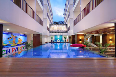 Hotel di Sunset Road Kuta