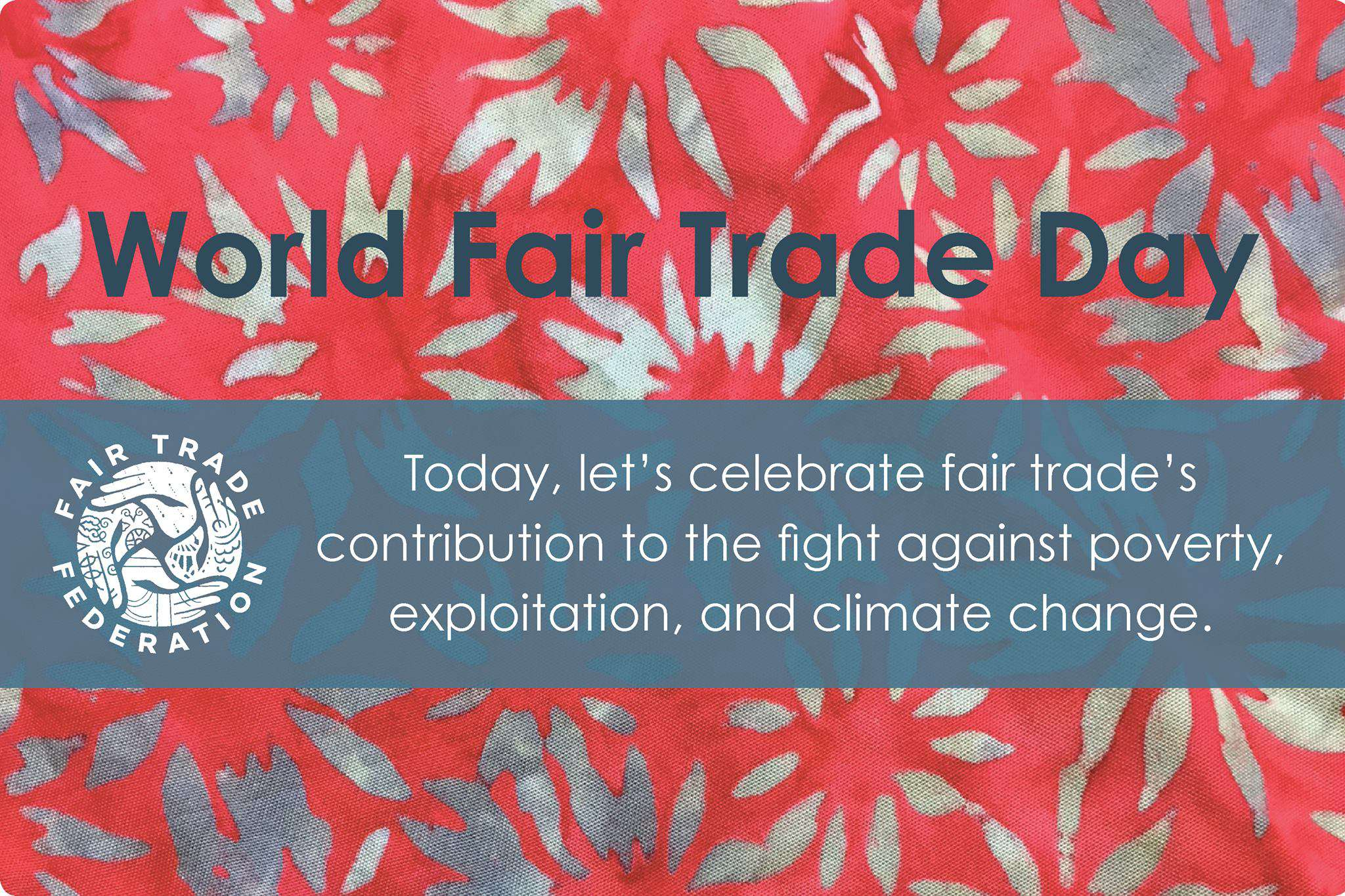 Fair Trade Day Wishes for Instagram