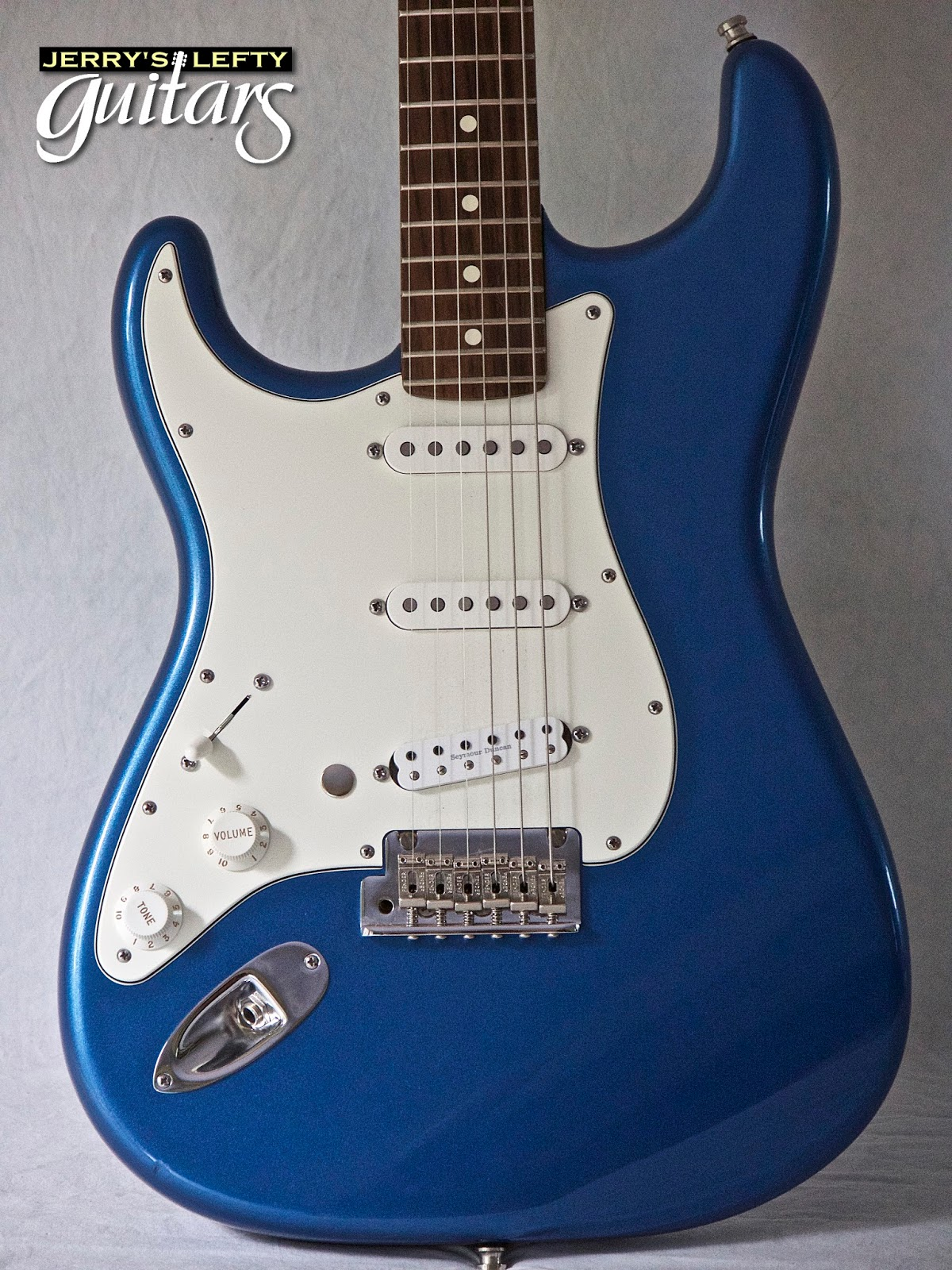Jerry\'s Lefty Guitars newest guitar arrivals. Updated weekly!: 2012 ...