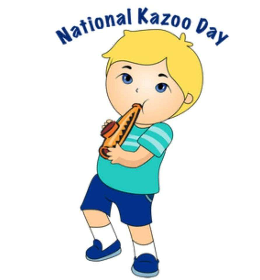 National Kazoo Day Wishes Sweet Images