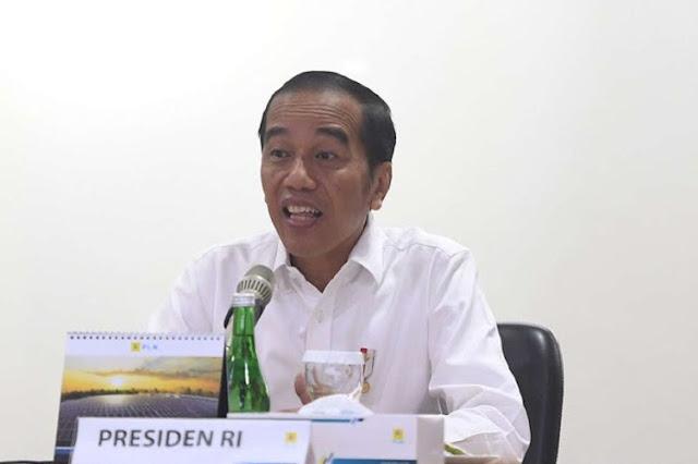 Jokowi Perintahkan Kapolri Tegas Pidanakan Pendemo hingga Minta 34 Gubernur Setujui UU Cipta Kerja