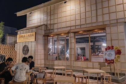 Taketama Coffee Bar Sidoarjo Review Harga Menu, Daya Tarik & Lokasi