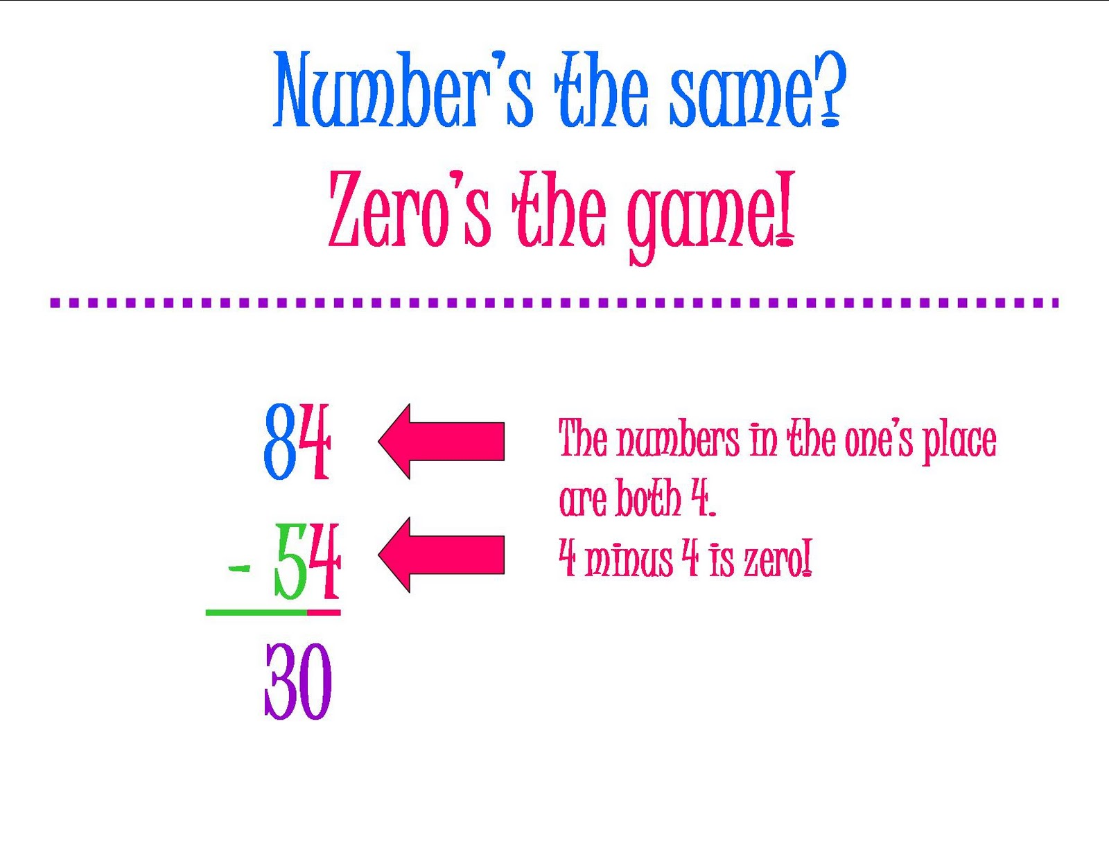 Snazzy In Second Subtraction With Regrouping