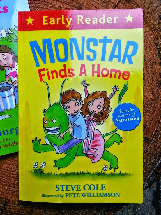 Orion Books Monstar Finds A Home review