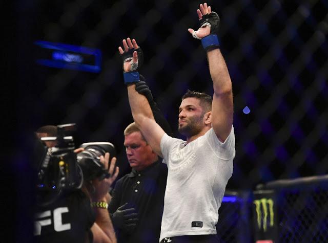 Thiago Moises UFC on ESPN+ 29