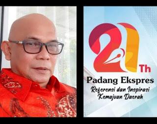 HUT ke-21, Padang Ekspres Syukuran dan Bakti Sosial