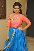 Nithya Shetty in Orange Choli at Kalamandir Foundation 7th anniversary Celebrations ~  Actress Galleries 086.JPG