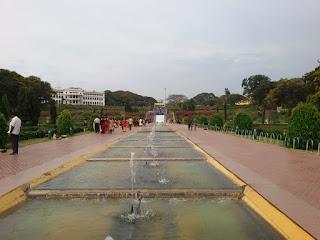 Brindaban Gardens, Mysore