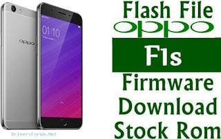 Oppo F1s A1601 Flash File