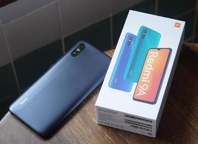 محتويات علبة هاتف شاومى ريدمى 9A