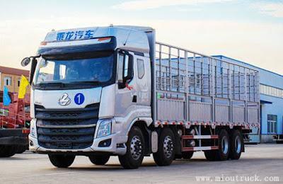 Giới thiệu dòng xe tải thùng chenglong Hải Âu
