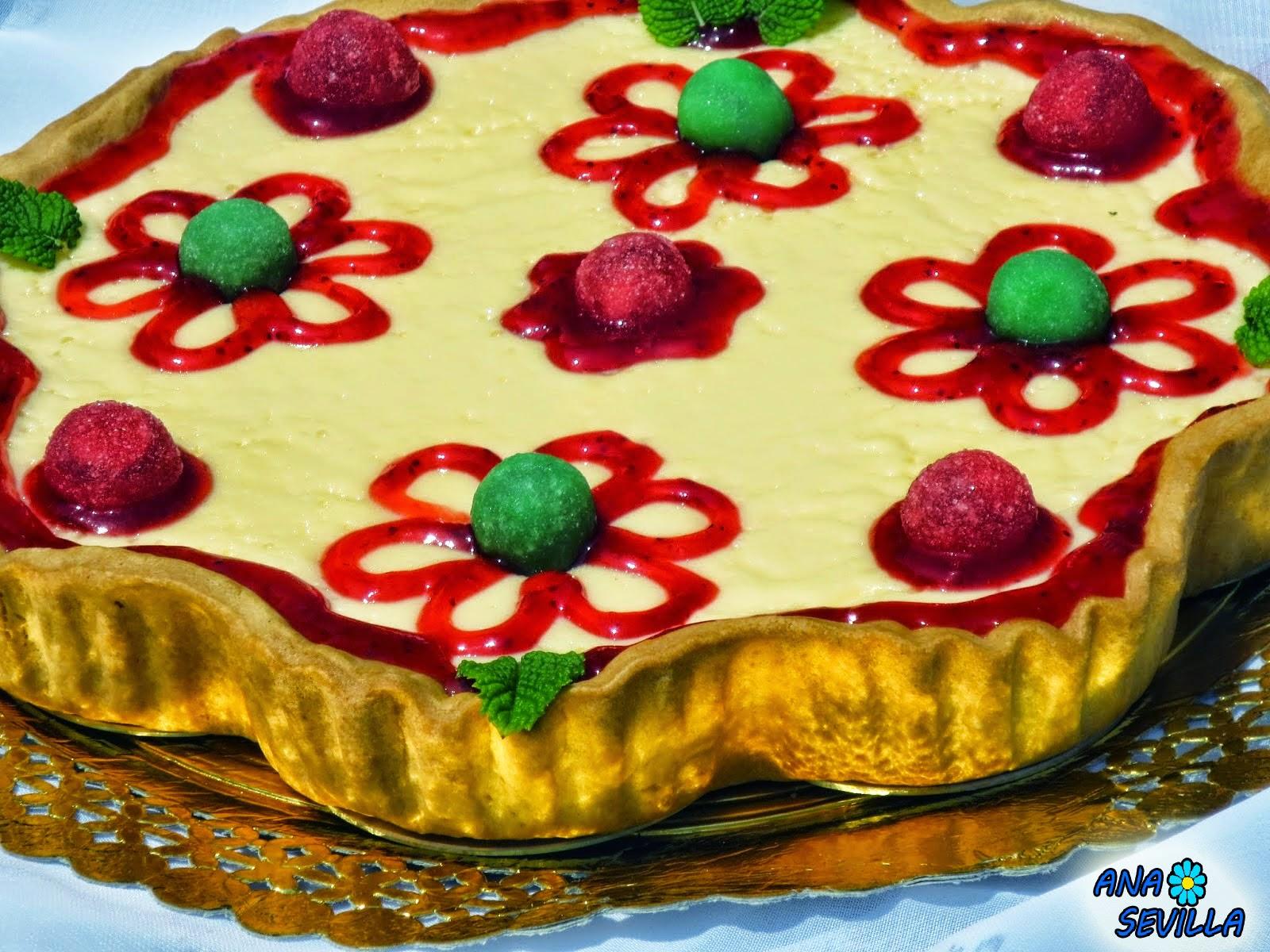 Tarta de leche condensada Ana Sevilla cocina tradicional