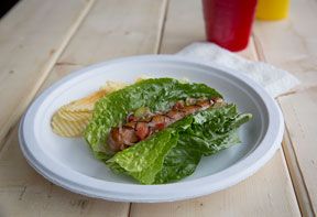 """""""Light"""" Up the Grill: Three- Creative- Tips for- a Leaner Barbeque- Menu"""