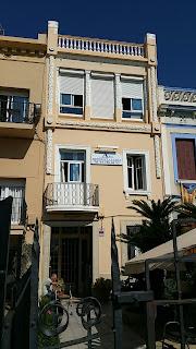 Vilassar de Mar. Casa Ferrés i Puig