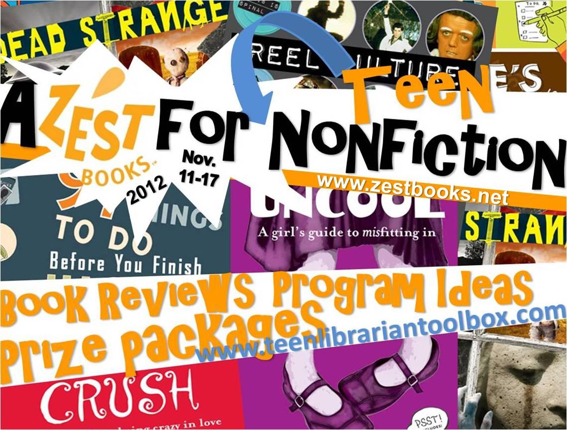 Teen Nonfiction Books 118