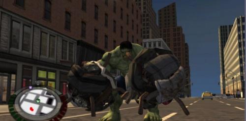 تحميل لعبة الرجل الاخضر The Incredible Hulk