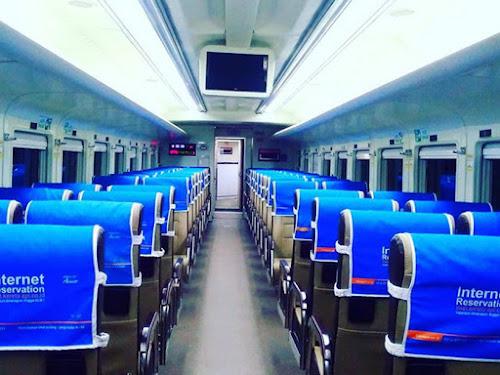 Jadwal kereta api 2017