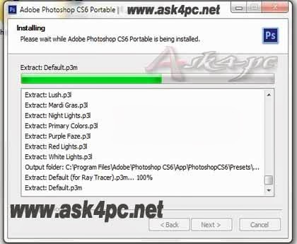 Download Adobe Photoshop cs6 (highly compressed) [95 Mb