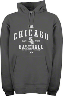 Big and Tall White Sox Property of Sweatshirt