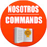 """First person commands """"nosotros"""""""