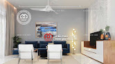 Thiết kế nội thất biệt thự phong cách kiến trúc hiện đại đẹp - Mã số NT4025 - Ảnh 3