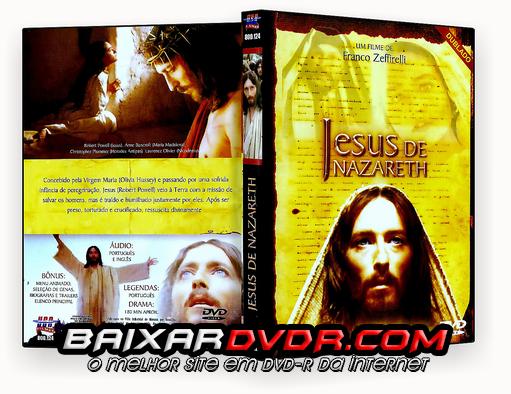 JESUS DE NAZARETH (1977) DUAL AUDIO DVD-R OFICIAL [PEDIDO]