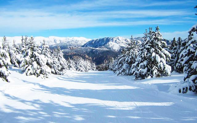 Estación de esquí Port del Comte