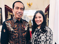 Angela Tanoesudibjo: Amunisi Baru Wujudkan Visi-Misi Jokowi Di Bidang Wisata
